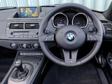 Photos of BMW Z4 M Roadster UK-spec (E85) 2006–08