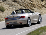 Photos of BMW Z4 sDrive35i Roadster (E89) 2009