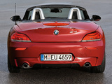 Photos of BMW Z4 sDrive35is Roadster (E89) 2009–12