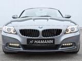 Photos of Hamann BMW Z4 Roadster (E89) 2010