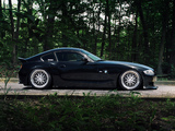 Photos of IND BMW Z4 M Coupe (E85) 2012