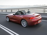 Photos of BMW Z4 sDrive35is Roadster (E89) 2012
