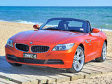 Photos of BMW Z4 sDrive28i Roadster AU-spec 2013