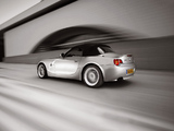 Pictures of BMW Z4 2.5i Roadster (E85) 2002–05