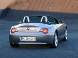Pictures of BMW Z4 3.0i Roadster (E85) 2002–05