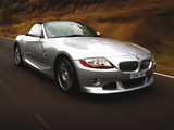 Pictures of BMW Z4 2.5i Roadster AU-spec (E85) 2002–05