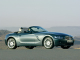 Pictures of BMW Z4 Roadster Individual (E85) 2004
