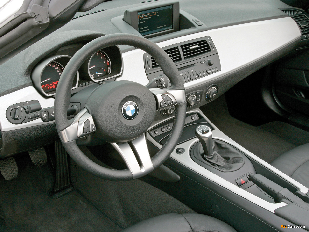 Pictures Of Bmw Z4 3 0si Roadster E85 2005 09 1280x960