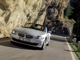 Pictures of BMW Z4 3.0i Roadster (E85) 2005–09