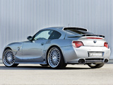Pictures of Hamann BMW Z4 M Coupe (E85) 2006–09
