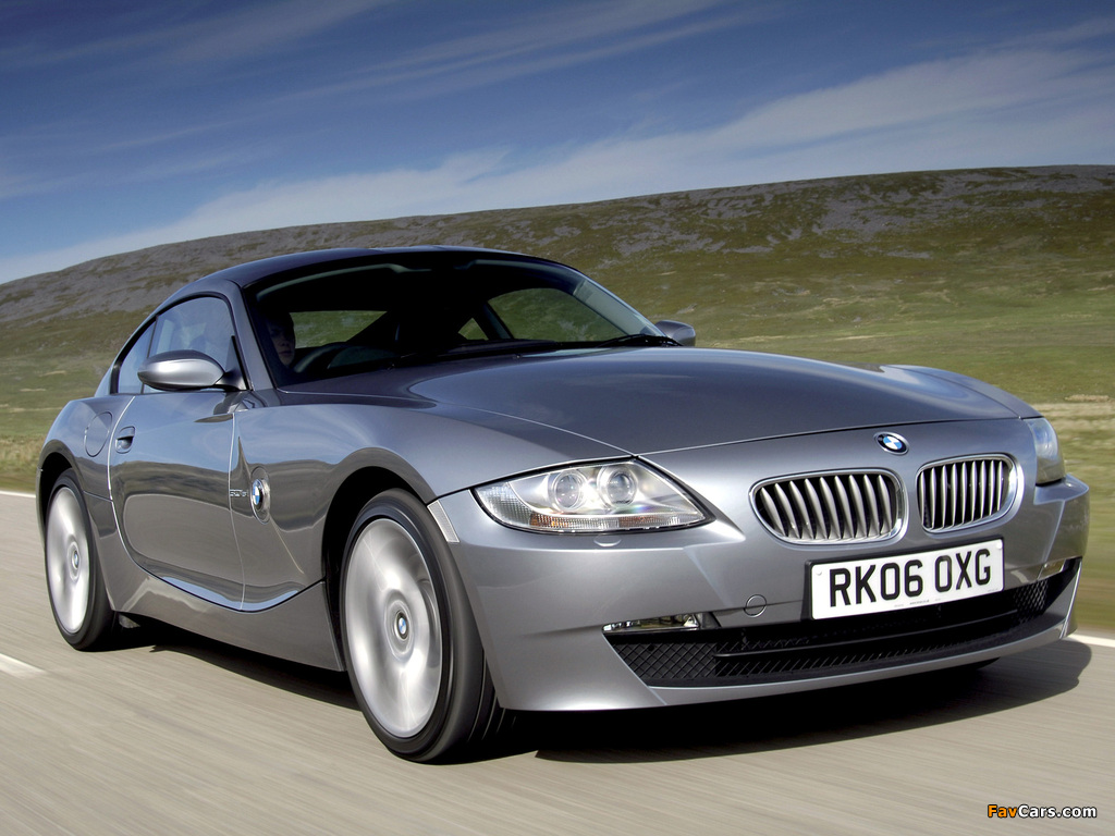 Pictures Of Bmw Z4 3 0si Coupe Uk Spec 2006 09 1024x768