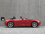 Pictures of BMW Z4 M Roadster (E85) 2006–08