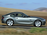 Pictures of BMW Z4 Coupe (E85) 2006–09