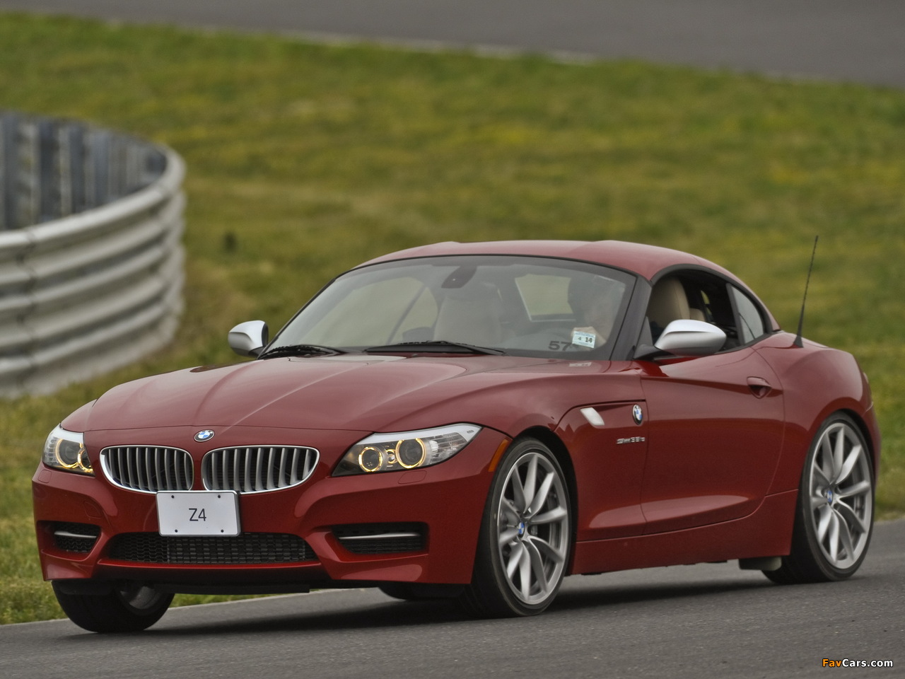 Pictures Of Bmw Z4 Sdrive35is Roadster Us Spec E89 2009