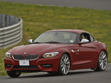 Pictures of BMW Z4 sDrive35is Roadster US-spec (E89) 2009–12