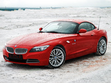 Pictures of BMW Z4 sDrive35i Roadster (E89) 2009