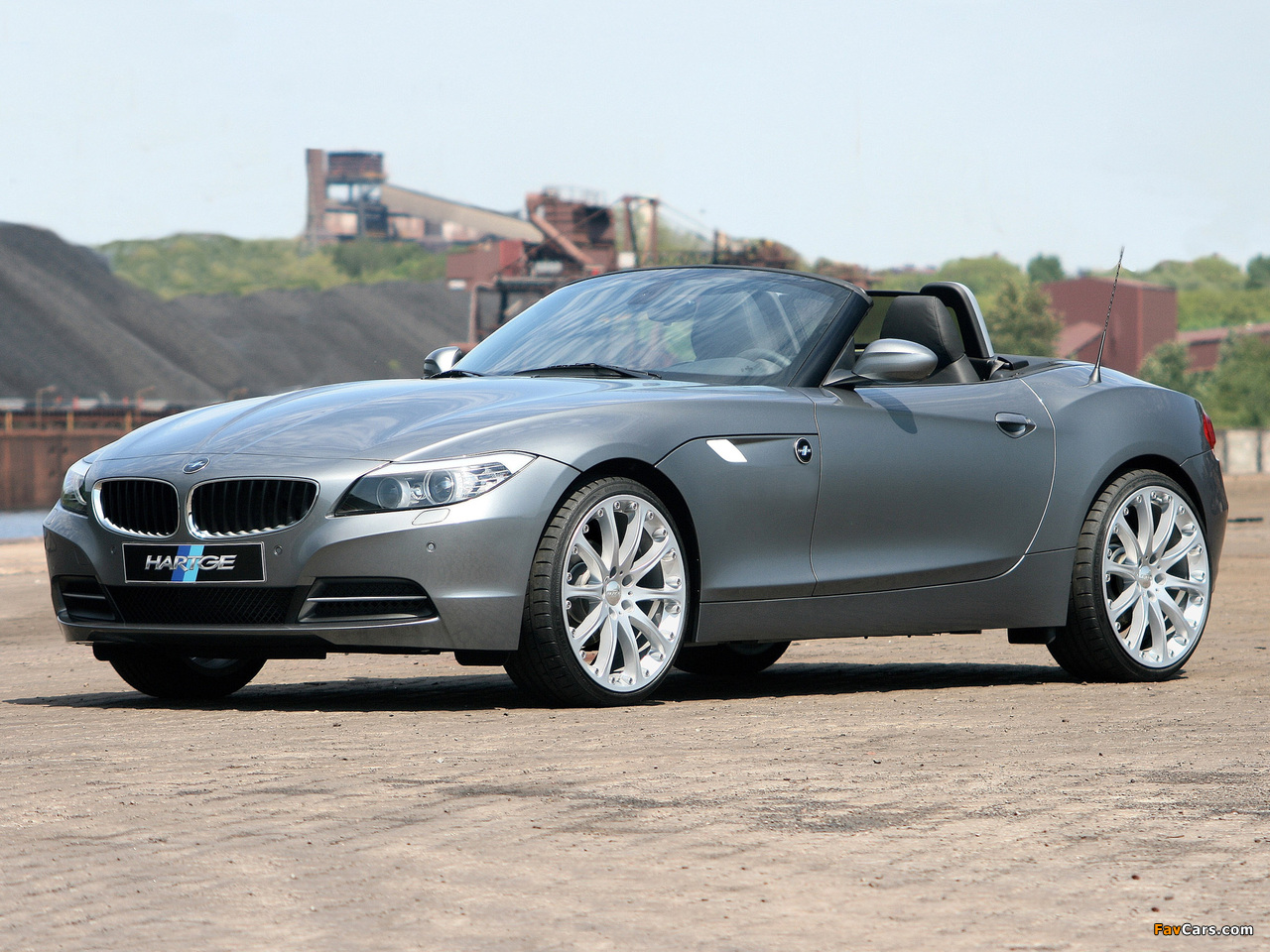 Pictures Of Hartge Bmw Z4 Roadster E89 2009 10 1280x960