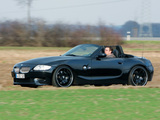 Pictures of Manhart Racing BMW Z4 V10 (E85) 2009