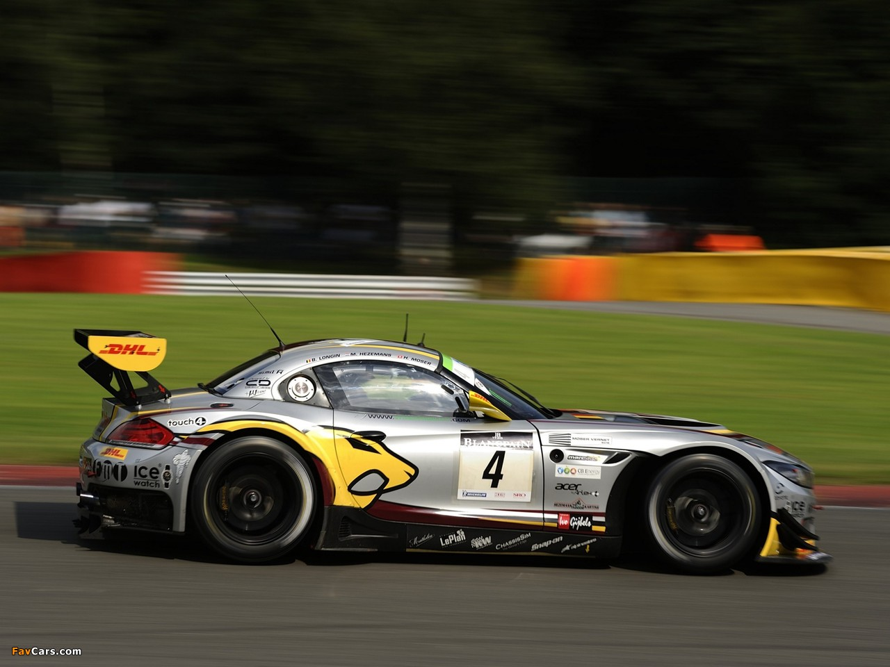 Pictures Of Bmw Z4 Gt3 E89 2010 1280x960