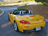 Pictures of BMW Z4 sDrive28i Roadster US-spec (E89) 2011–12