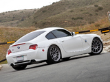 Pictures of EAS BMW Z4 M Coupe (E85) 2012