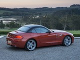 Pictures of BMW Z4 sDrive35is Roadster (E89) 2012