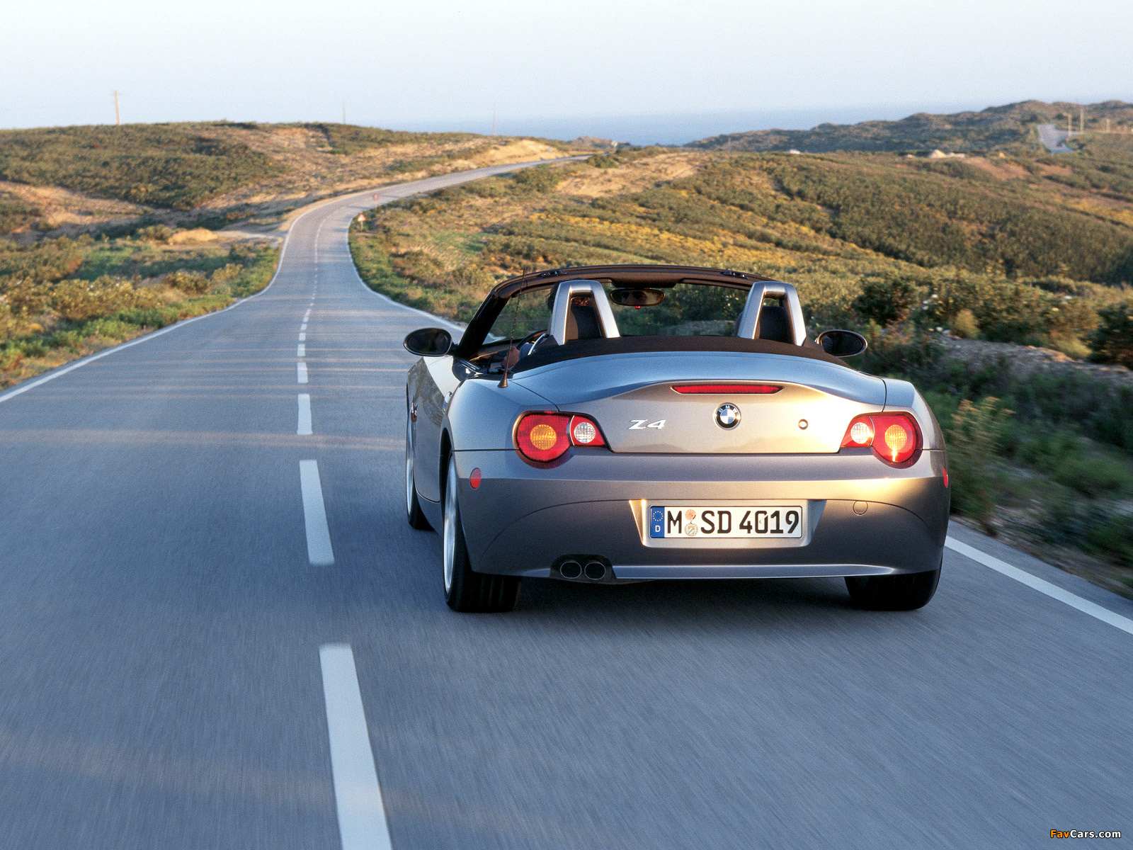 Bmw Z4 Roadster Hamann Bmw Z4 M Roadster 2006 Picture