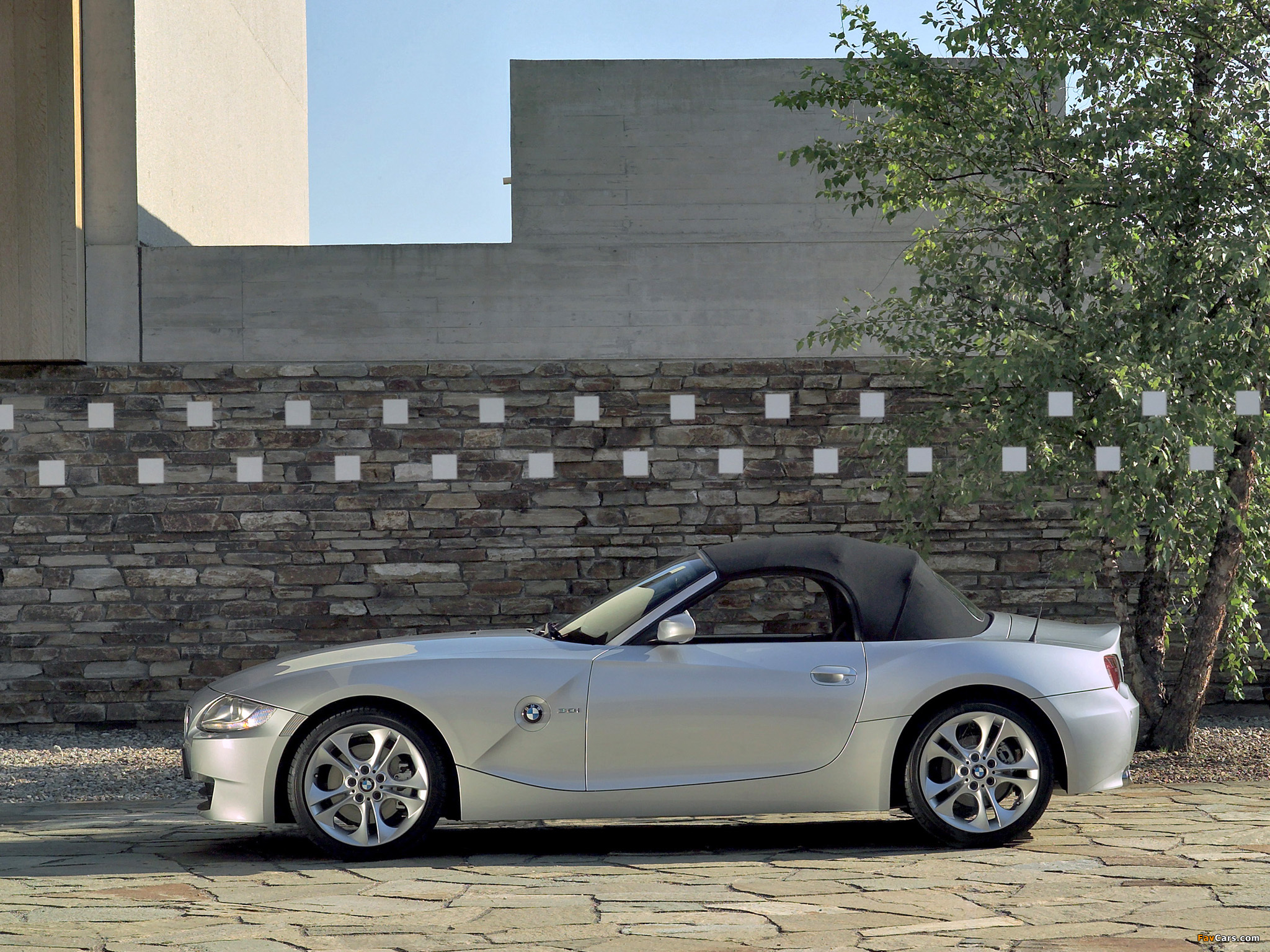 Download Bmw Z4 E85 Roadster Hd Wallpaper  Pictures