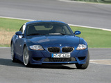 BMW Z4 M Coupe (E85) 2006–08 wallpapers