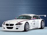 BMW Z4 M Coupe Race Car (E85) 2006–09 wallpapers