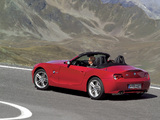 BMW Z4 M Roadster (E85) 2006–08 wallpapers