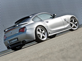 Hamann BMW Z4 M Coupe (E85) 2006–09 wallpapers