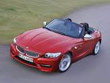 BMW Z4 sDrive35is Roadster (E89) 2009–12 wallpapers