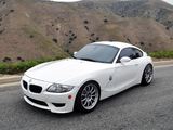 EAS BMW Z4 M Coupe (E85) 2012 wallpapers