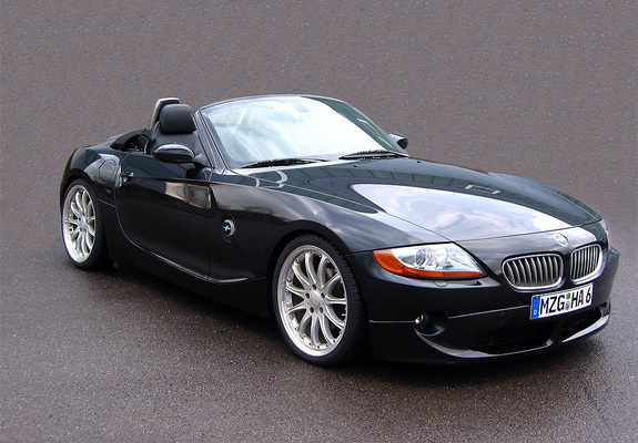 Hartge Bmw Z4 Roadster E85 Wallpapers