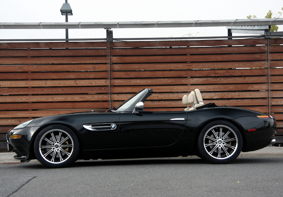 Bmw Z8 Wallpapers