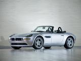 Images of BMW Z8 US-spec (E52) 2000–03