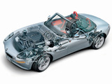 Wallpapers of BMW Z8 (E52) 2000–03