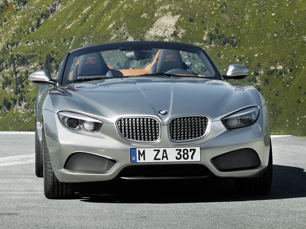 Bmw Zagato Roadster 2012 Images 1024x768