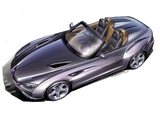 Sketch BMW Zagato Roadster 2012 pictures