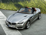Images of BMW Zagato Roadster 2012