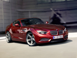 Images of BMW Zagato Coupé 2012