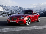 Pictures of BMW Zagato Coupé 2012