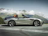 BMW Zagato Roadster 2012 wallpapers