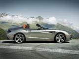 BMW Zagato Roadster 2012 wallpapers