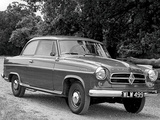 Borgward Isabella Sedan 1958–61 pictures