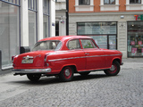 Photos of Borgward Isabella Sedan 1958–61