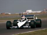 Brabham BT52B 1983 images