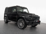 Pictures of Brabus G 850 6.0 Biturbo Widestar (W463) 2015