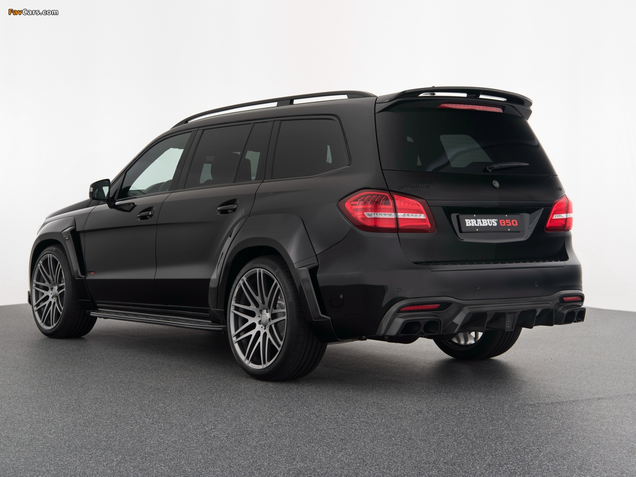 Pictures Of Brabus 850 Xl X166 2016 1280x960